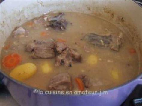cuisiner le mouton recettes de ragoût et mouton