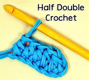 Half Double Crochet ~ Creatys for