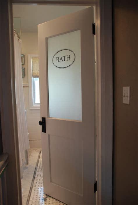 Bathroom Door by Vintage Modern Bathroom