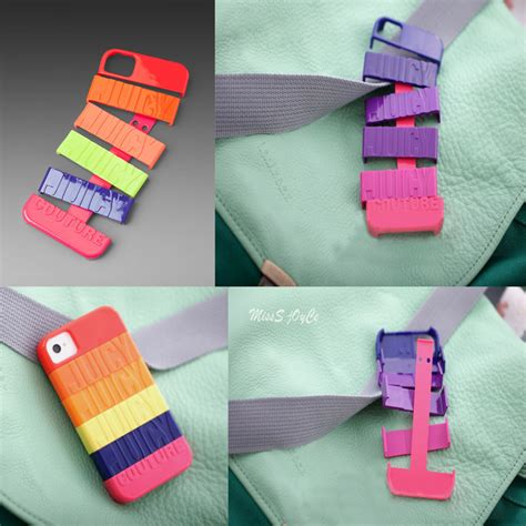 diy iphone diy rainbow discoloration cover for iphone 4 4s