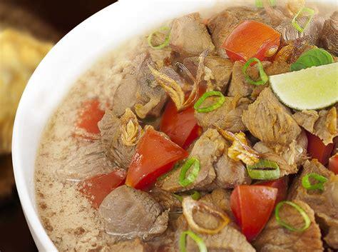 resep sop kaki kambing masak  hari