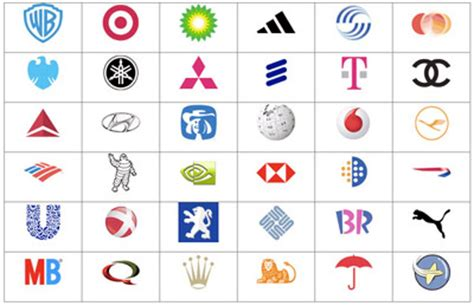 Logo Lessons From Big Brands  Epromos Promotional Blog