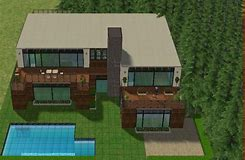 High quality images for maison moderne sims 2 www.80patternwall.cf