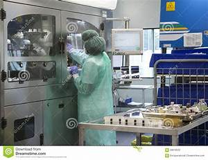 Medical Researcher At Work Editorial Photography - Image ...