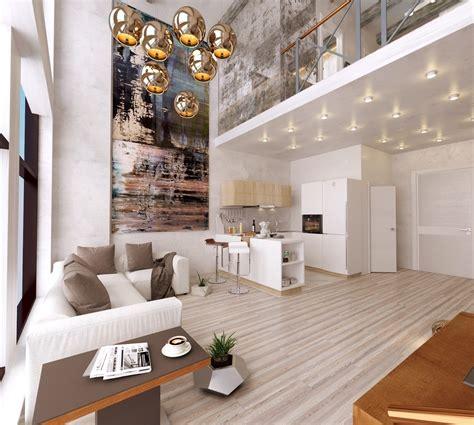 living room ideas high ceiling