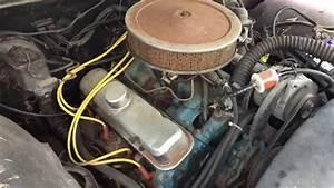 Starting Up My 1974 Pontiac Grandville 455ci Big Block