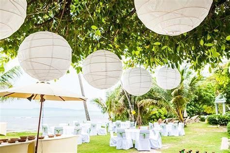 Dekoidee Lampions Bei Der Hochzeit Hochzeitsportal24