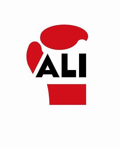 Ali Muhammad Boxing Clipart Gloves Logos Vector