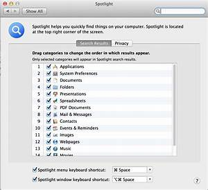 macos can spotlight be configured to search all files on With search documents mac