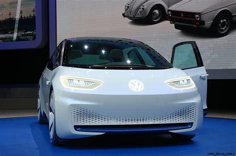 2018 Volkswagen Id Concept