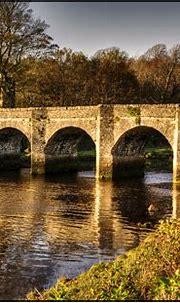 a buncrana classic...The Castle Bridge | a classic from my ...
