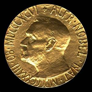 Nobel Peace Prize Made From Fairmined Gold | GEMKonnect