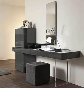 Spiegel An Der Wand Befestigen : moderner schminktisch mit spiegel h bsche fotos ~ Markanthonyermac.com Haus und Dekorationen