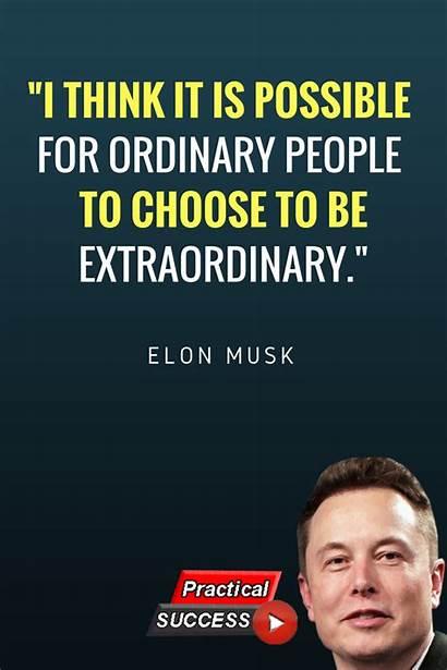 Habits Elon Musk Rich Success Animated Self