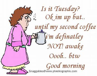 Tuesday Morning Coffee Afternoon Happy Blues Quotes