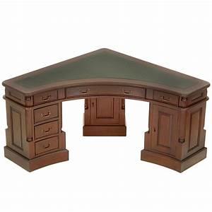 Bureau D Angle But : bureau d 39 angle victorien anglais en acajou walden meuble de style ~ Teatrodelosmanantiales.com Idées de Décoration