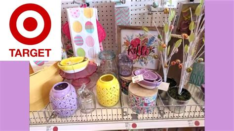 Target Bullseye's Playground SPRING & EASTER Shop With Me