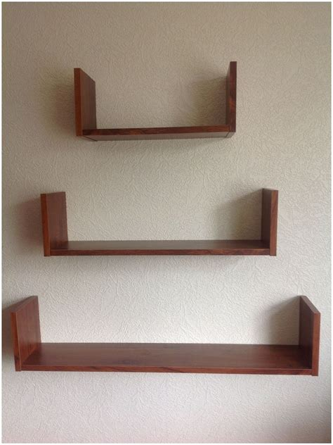 Wall Mount With Shelf by 12 Best Ideas Of Wall Mounted Shelves
