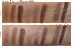 Too Faced Natural At Night Palette review, swatches and ...