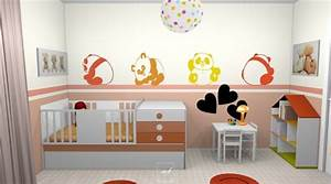 Decoration Chambre D Enfant : am nager une chambre d 39 enfant ~ Teatrodelosmanantiales.com Idées de Décoration
