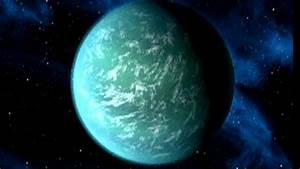 Kepler-22b planet just like Earth discovered - YouTube