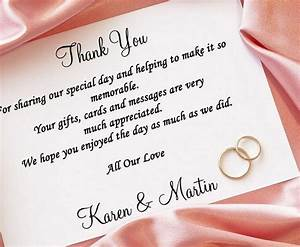 7 things you need to know about sending thank you notes With wedding gift thank you notes