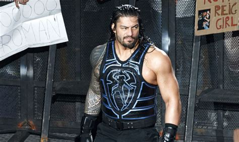 wwe raw roman reigns set  epic extreme rules bout