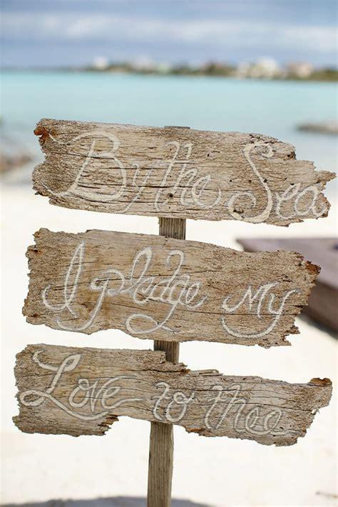 gorgeous beach themed wedding ideas