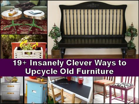 19+ Insanely Clever Ways To Upcycle Old Furniture
