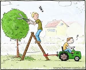 Gartenarbeit Im August : gartenarbeit by hannes media culture cartoon toonpool ~ Lizthompson.info Haus und Dekorationen