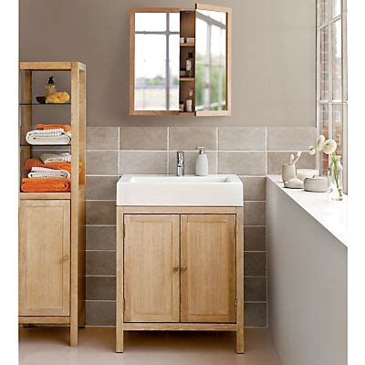 buy john lewis heywood double vanity unit  sink