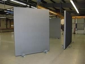 Schallschutz Wohnung Wand : mobile schallschutzwand die flexible schallschutzl sung ~ Watch28wear.com Haus und Dekorationen