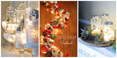20 ways to decorate your home with christmas lights