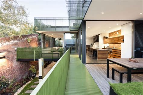 warehouse house old warehouse in melbourne acquires a new lease of life