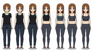 Male to Muscular Female TG Sequence by Tysaylor141 on ...