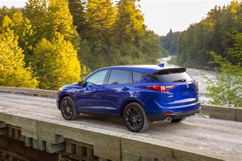 acura rdx  spec review