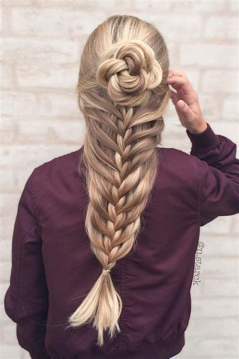 different style of hair braids 25 best ideas about types of braids on 8426