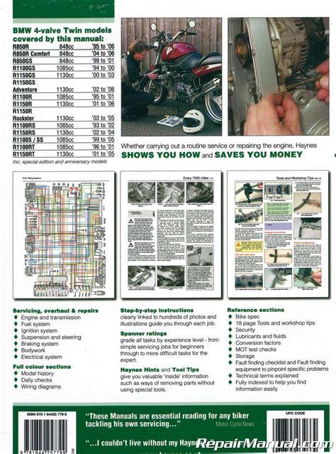 automotive service manuals 1993 bmw 5 series free book repair manuals haynes bmw r850 r1100 1993 2006 twin repair manual