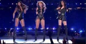 Beyonce's Super Bowl halftime performance: As seen in GIFs ...