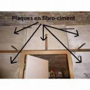 Plaque Fibro Ciment Brico Depot : plaques en fibro ciment utilis es pour faire une cloison ~ Dailycaller-alerts.com Idées de Décoration