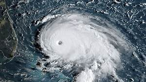 Hurricane Dorian Updates: Storm Strengthens to Category 5 ...