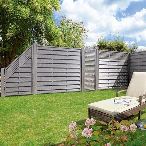 Garten Ideen Bauhaus by Noblewood Sylt Sichtschutz Abschlusselement 90 X 180 90
