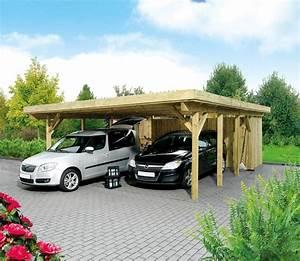 Carport Mit Geräteraum Preis : doppelcarport hamburg 2 mit flachdach ca b 604xt 760 ~ Articles-book.com Haus und Dekorationen