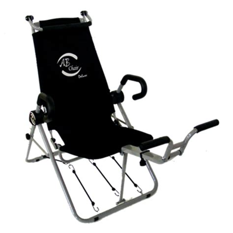 Chair Abs by Ab Chair Deluxe Your Personal Get In Shape Fast Fitness