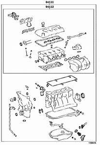 Engine Overhaul Gasket Kit For 2006