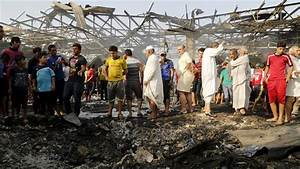ISIL Claims Deadly Truck Bombing At Baghdad Market ...