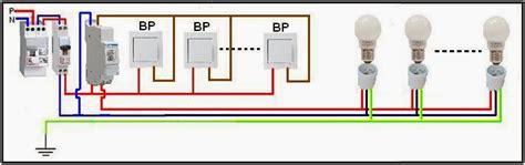 schemas electriques schema de branchement de la minuterie