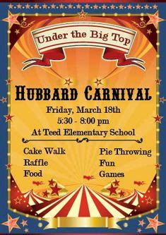 flyers images flyer carnival party carnival