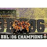 Third Big Bash League 2017 Title For The Perth Scorchers.