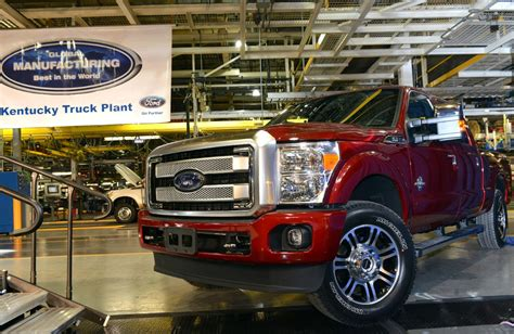 Ford Kentucky Truck Plant by Ford Kentucky Truck Plant Louisville Ky